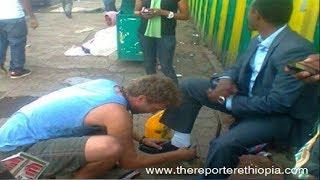 Ethiopia: በእርቅ ማእድ ጫማ ስጠርግ ነዉ የተዋወቅነዉ ድፍን ከተማ ያነጋገረ አስገራሚ የፍቅር ታሪክ