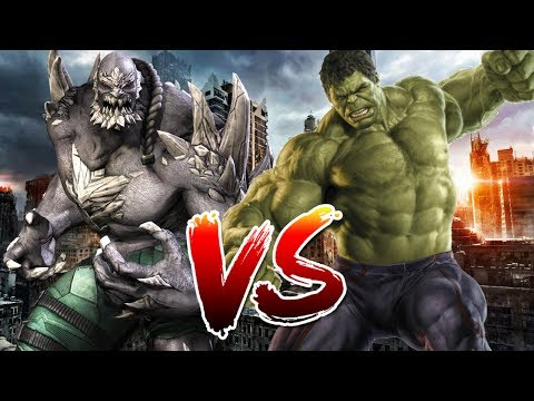 Hulk Vs Doomsday | Who Wins?