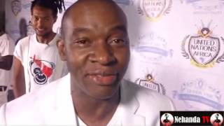 """Nehanda TV catches up with prominent Radio and Television personality Tich Mataz at Vanessa Sibanda """"Queen Vee's"""" Birthday..."""
