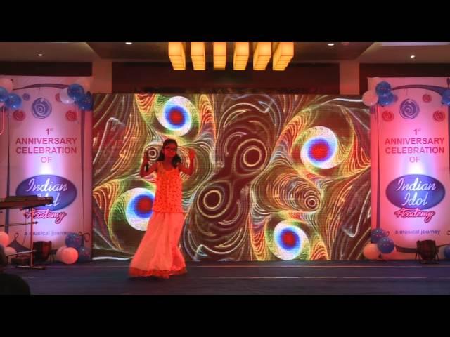 Tanya tiwari performance in the st anniversary