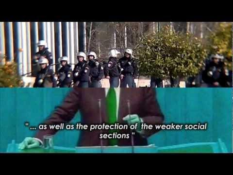 """Le Mouvement """"I don't pay"""" s'étend en Europe (vidéo ..."""