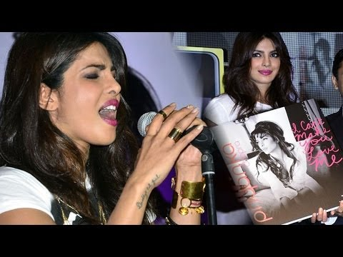 Exclusive: Priyanka Is Planning To Sing For Bollyw