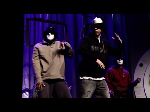 Behind the Mask - Jabbawockeez and Jo Koy