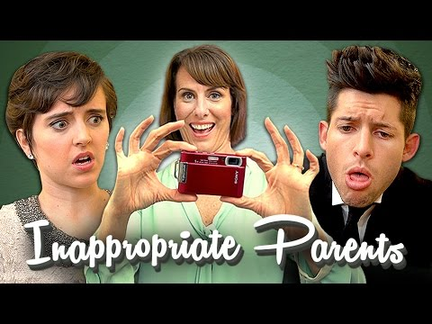 INAPPROPRIATE PARENTS - EPISODE 3 - BABY PICTURES
