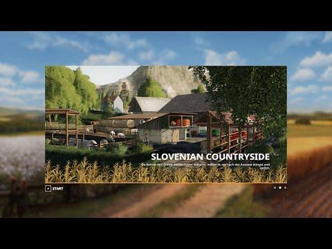 Slovenian Countryside v1.0.0.0