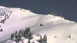 4. Hill Climb on 2010 Arctic Cat M8 Sno Pro