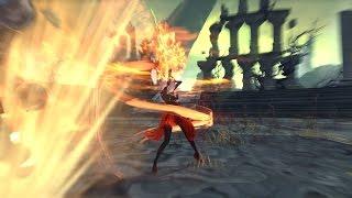 Видео к игре Blade and Soul из публикации: Демонстрация новых навыков для всех игровых классов Blade & Soul
