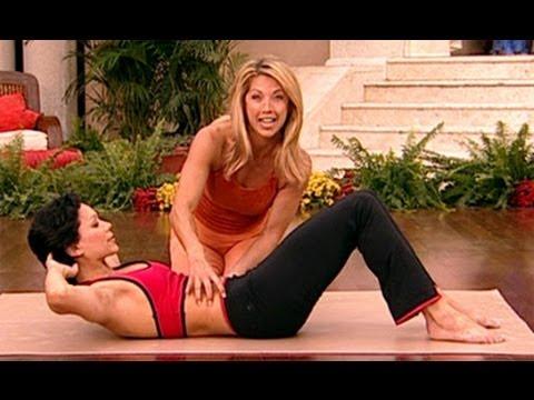 Denise Austin: Pilates Abs & Core Workout