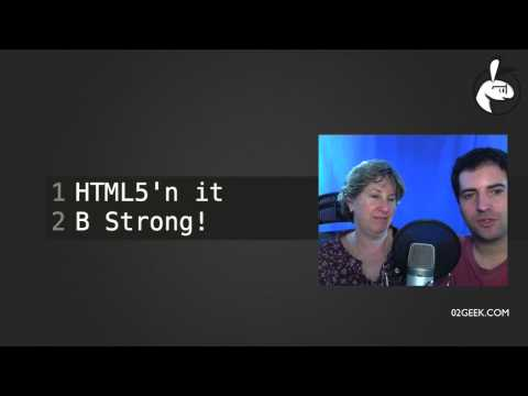 HTML5 Training Part 3