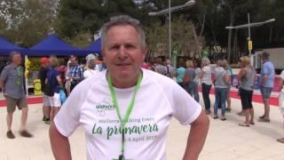 Mallorca Walking Event 2017  de dag vooraf