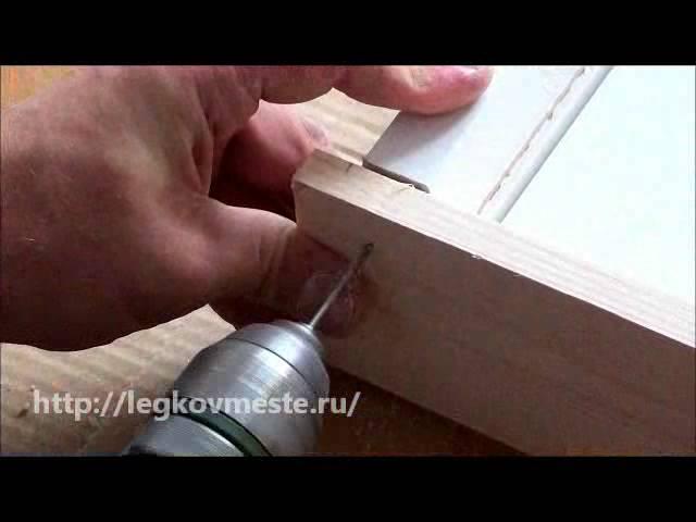 Монтиране на интериорни врати със собствени ръце. видео