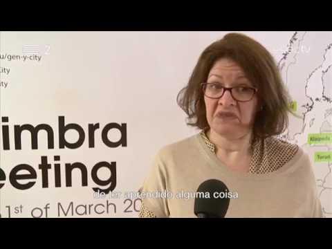 URBACT - Pensar a Cidade, Coimbra Meeting