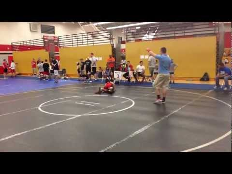 Freestyle Wrestling  Bowie HS Tournament
