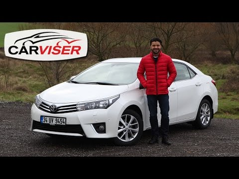 Toyota Corolla Test Sürüşü – Review (English subtitled)