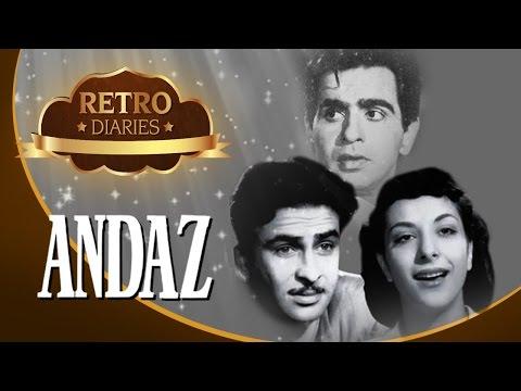 Video The Story Of ANDAZ (1949) - Dilip Kumar, Nargis, Raj Kapoor - Retro Diaries download in MP3, 3GP, MP4, WEBM, AVI, FLV January 2017