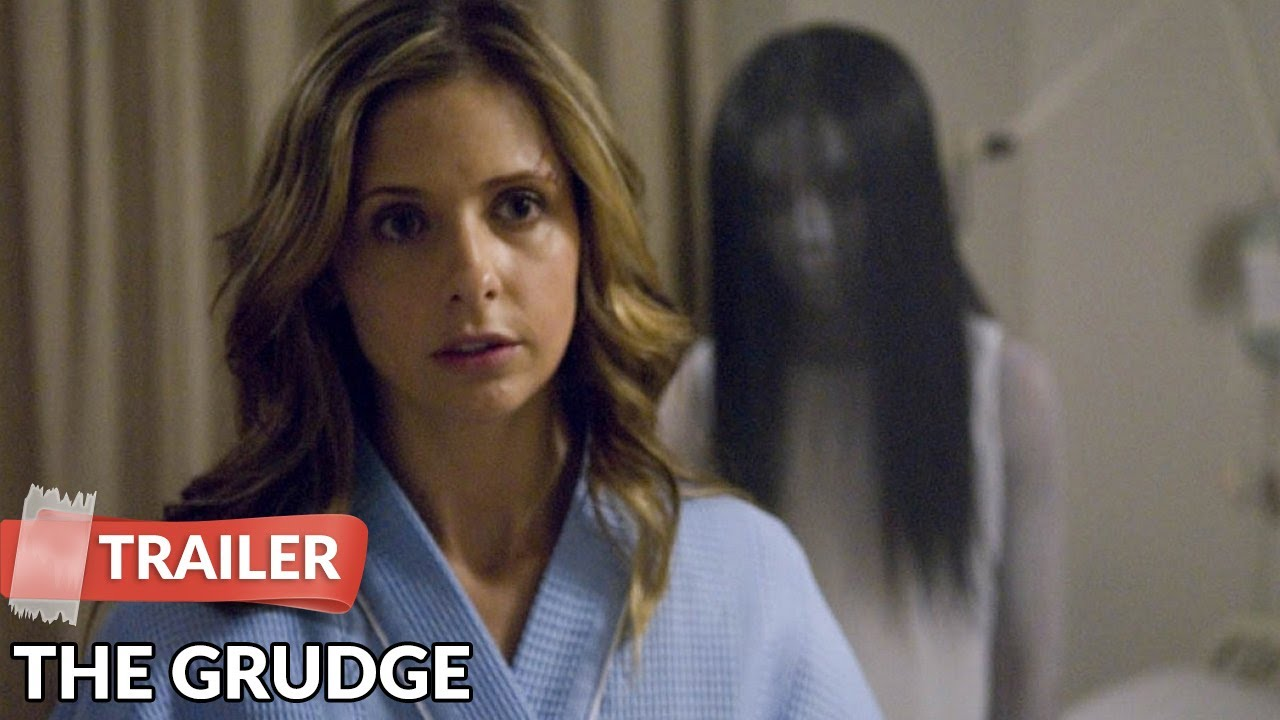The Grudge 2004 Trailer | Sarah Michelle Gellar | Jason Behr