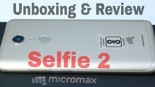 Micromax Selfie 2 Unboxing & Review - Camera Like DSLR 📷