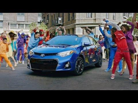 """โฆษณา Toyota Corolla Altis 2014 โฉมอเมริกา """"Style Never Goes Out Of Style"""""""