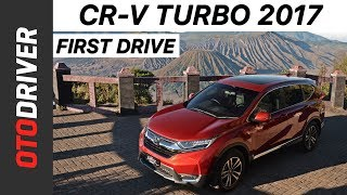 Video Honda CR-V Turbo 2017 Indonesia | First Drive | OtoDriver | Supported by GIIAS 2017 MP3, 3GP, MP4, WEBM, AVI, FLV Februari 2018