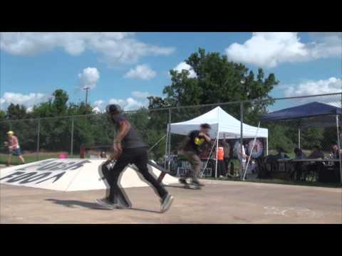 2014 Anadarko Skateboard Am Jam