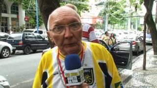 Entrevista com o prefeito Samuca Silva e a população
