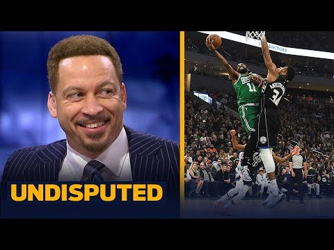 Download Giannis & the Bucks will beat Kyrie's Celtics in 6 games — Chris Broussard | NBA | UNDISPUTED HD Mp4 3GP Video and MP3