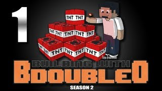 Minecraft Building with BdoubleO - Season 2 - Episode 1 - Season Premier