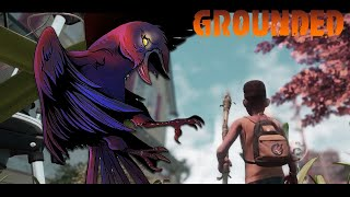SEARCHING FOR THE GIANT CROW!! - GROUNDED #5