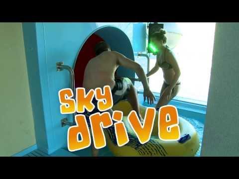Videoattraktion SKY DRIVE