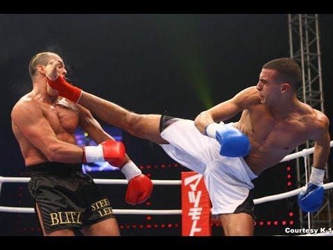 15 Great Kickboxing Knockouts