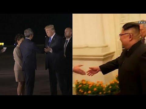SINGAPUR vor Gipfel mit Trump und Kim: Geschichte w ...