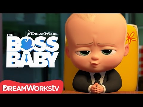 Alec Baldwin Voices a Cute Baby in Animated The Boss Baby