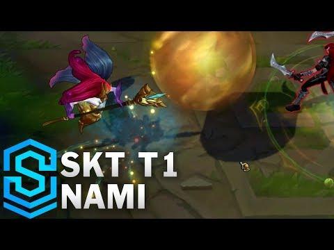 SKT T1 Nami