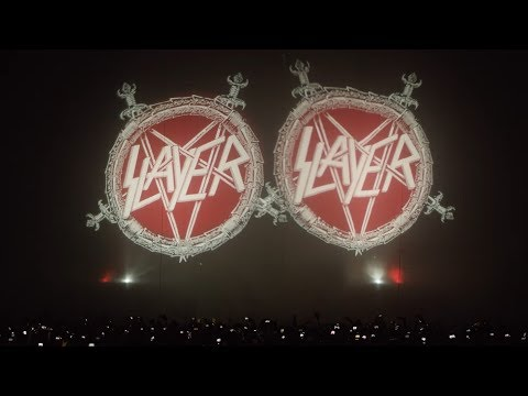 SLAYER - Repentless (Live At The Forum in Inglewood, CA)
