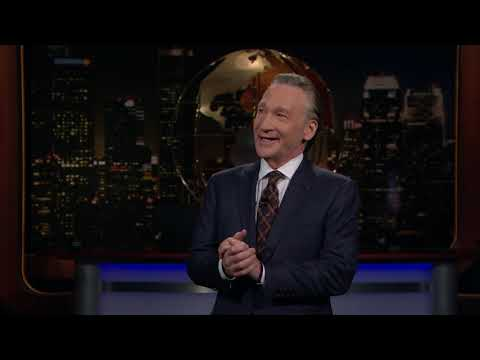2020: The F**kening | Real Time with Bill Maher (HBO)