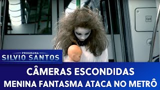 Video Menina Fantasma Ataca no Metrô (Scary Ghost Subway Prank) - [Pegadinha - Câmera Escondida] MP3, 3GP, MP4, WEBM, AVI, FLV Januari 2019