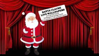 Santa Clause Live Wallpapers YouTube video