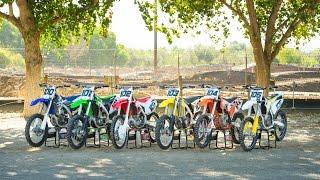 Racer X Films: 2015 450 Shootout