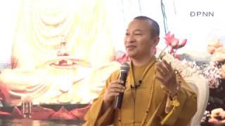 Vấn đáp: Đạo Phật trong cuộc đời - TT. Thích Nhật Từ