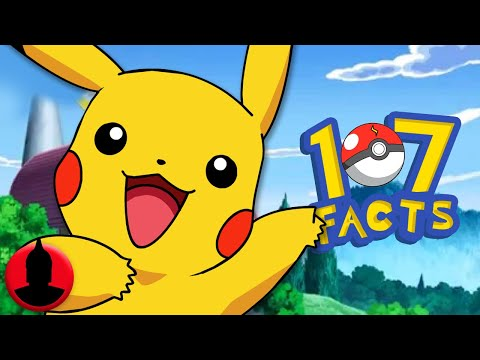 107 Pikachu Facts YOU Should Know! (107 Facts S7 E2) | Channel Frederator