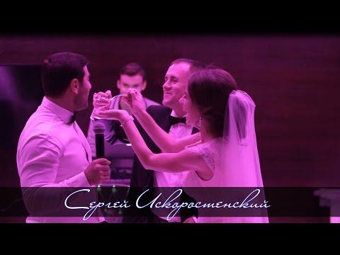 На одной современной свадьбе:)