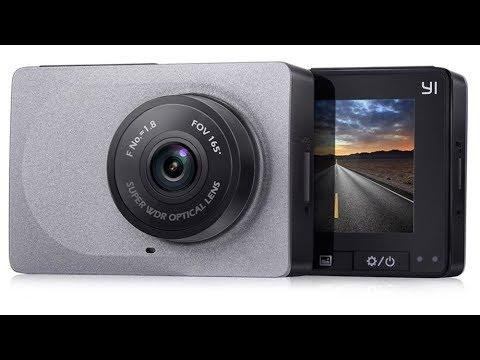 Camera auto Xiaomi YI, gri