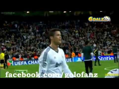 Cristiano Ronaldo - CR7 - Real Madrid 30/04/2013