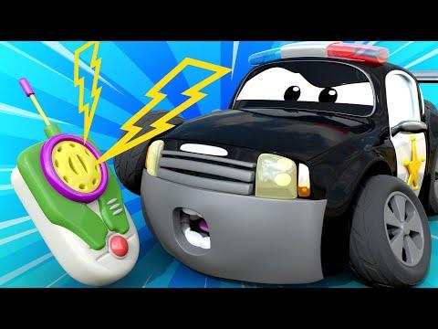 Video La Super Patrulla - Corte de Energía - Auto City | Dibujos animados de carros download in MP3, 3GP, MP4, WEBM, AVI, FLV January 2017