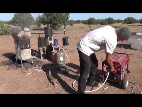 Generator - This is the World's best wood stove the