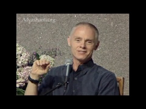 Adyashanti Video: Creating Space In the Mind Forges Great Freedom