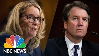 Brett Kavanaugh-Dr. Christine Blasey Ford Senate Hearing: Everything You Need To See | NBC News