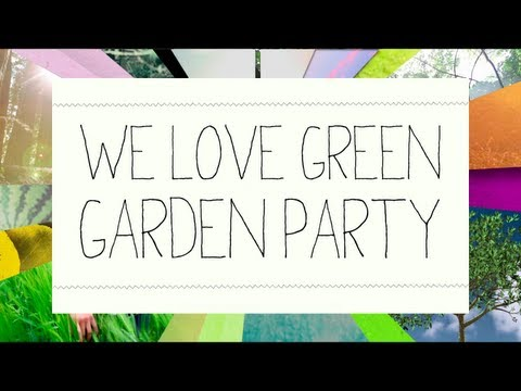 0 We Love Green 2012 news concert breve 