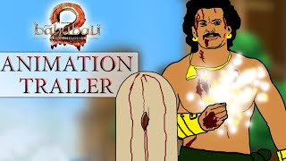Video Baahubali 2 - The Conclusion Animation Trailer MP3, 3GP, MP4, WEBM, AVI, FLV Juli 2017
