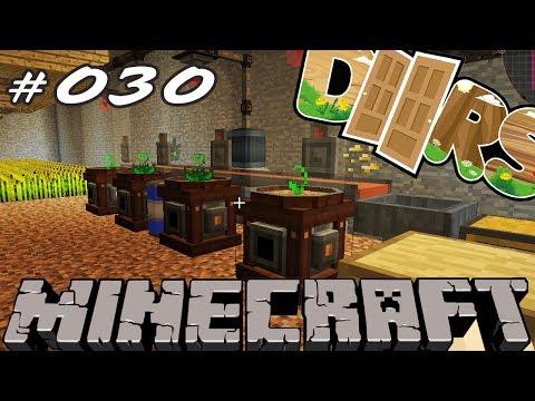 Garten Glocke Tizimatisiert - Minecraft Doors #030 - Let's Play MC Doors